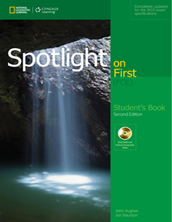 Spotlight on First Student's Book + DVD-ROM